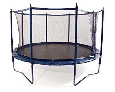 Jumpsport Elite 14-foot Trampoline With Enclosure by JumpSport Inc.