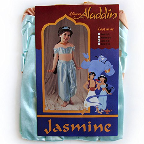 Disguise Disney's Aladdin Jasmine Halloween Costume - Child 7-10