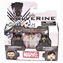 Minimates: The Wolverine (Suit) and Mariko Yashida 2-Pack