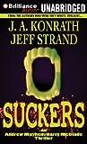 Suckers (Andrew Mayhem/Harry Mcclade Thriller)