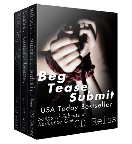 CD Reiss - Beg Tease Submit - Sequence One (Songs of Submission Bundle)