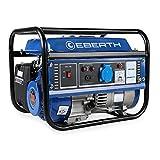 EBERTH Stromerzeuger mit einer Motorleistung von 3 PS