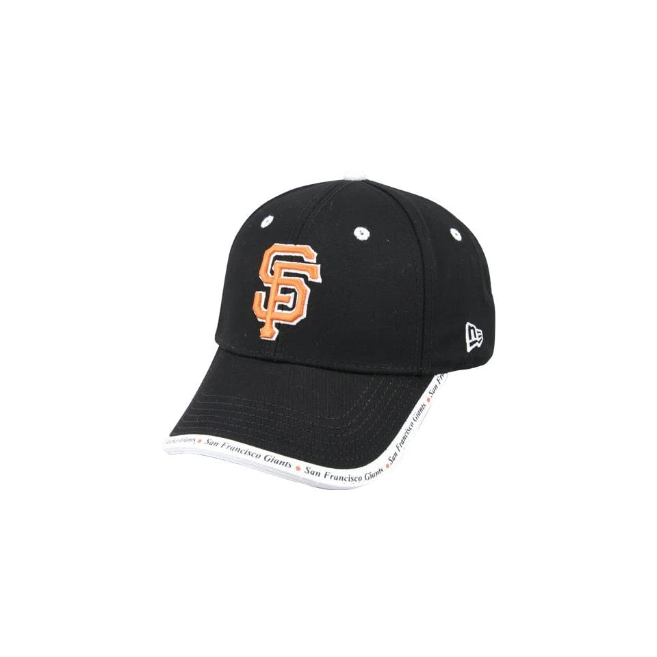New Era San Francisco Giants Black Rogan II Hat