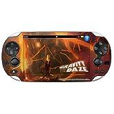 GRAVITY DAZE スクリーン (タッチスクリーン) 保護シート for PS Vita デザイン2