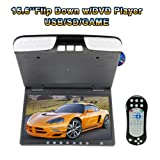 15.6 inch TFT LCD Flip Down DVD player,15.6 inch Roof Mount DVD Player.15.6 inch car dvd player