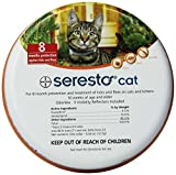 Bayer Seresto Flea and Tick Collar, Cat