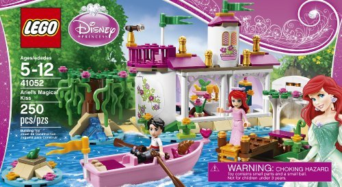 Lego Disney Princess Ariel'S Magical Kiss 41052 Toy, Kids, Play, Children