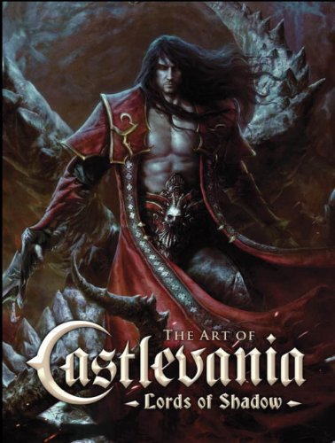 The Art of Castlevania - Lords of Shadow 51YaHhPFB9L