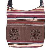 Jaipur Haat Women Khadi Sling Bag in Broad single Handle