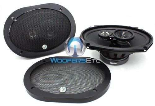 """Sr693 - Memphis 6""""X9"""" Street Reference Speaker"""