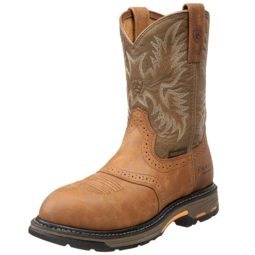 Ariat Men's Workhog Pull-On Composite Toe Boot