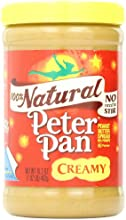 Peter Pan 100 Natural Creamy 1630 Ounce Pack of 12