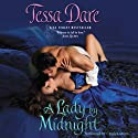 A Lady by Midnight: Spindle Cove, Book 3 Audiobook by Tessa Dare Narrated by Carolyn Morris
