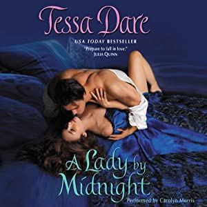 A Lady by Midnight Audiobook