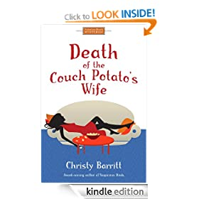 Death of the Couch Potato's Wife: Cozy Christian Mysteries (Christian Mystery & Suspense)