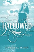 Hallowed (Unearthly) by Cynthia Hand cover image
