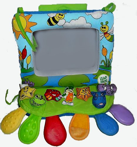 Leap Frog Baby Musical Rhyming Reflections Crib Amp Floor