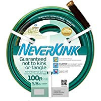 Green Thumb Apex 8605-100 Heavy Duty NeverKink No Kink Garden Hose 5/8