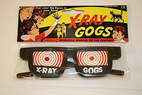 X-ray Goggles