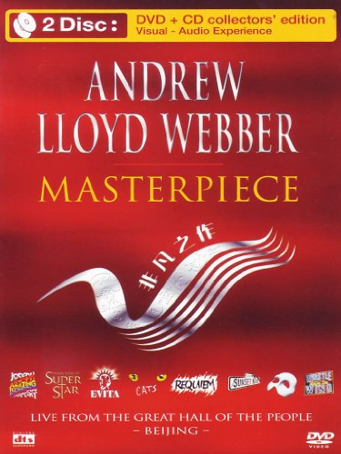 Andrew Lloyd Webber - Masterpiece [2001] [DVD] [2009]