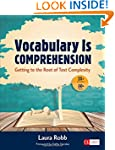 Vocabulary Is Comprehension: Getting...