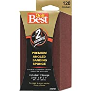 Ali Ind. 306797 Do it Best Angled Sanding Sponge-120 STEP 2 ANGLED SPONGE