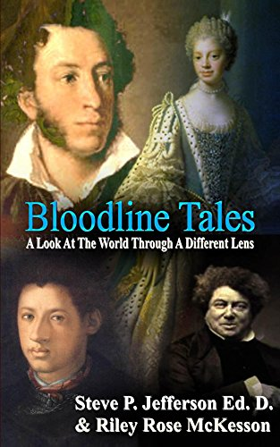 bloodline-tales-a-look-at-the-world-through-a-different-lens-english-edition