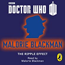 Doctor Who: The Ripple Effect: Seventh Doctor: 50th Anniversary (       UNABRIDGED) by Malorie Blackman Narrated by Malorie Blackman