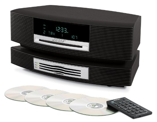 Wave® Music System Iii With Multi-Cd Changer - Graphite Gray