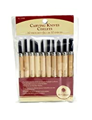 Carving Knife Set-10 Pieces by 