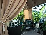 Indoor/Outdoor Patio Drapes..