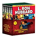 Murderous Mystery Collection (       UNABRIDGED) by L. Ron Hubbard Narrated by R. F. Daley, Jennifer Aspen, Lori Jablons, John Mariano, Matt Scott, Jim Meskimen, Jason Faunt, Christina Huntington, Tait Ruppert
