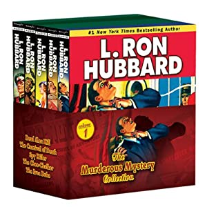 Murderous Mystery Collection | [L. Ron Hubbard]