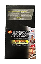 Extreme Sport Beans Jelly Beans, Orange (Pack of 24)