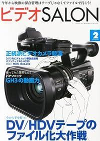 ビデオ SALON (サロン) 2013年 02月号 [雑誌]