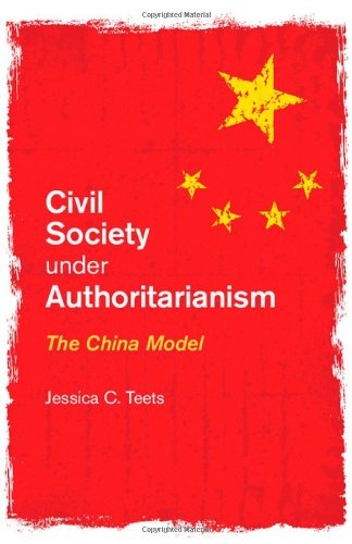 Civil Society under Authoritarianism: The China Model PDF