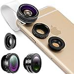 Neewer® 3 In 1 Lens Kit Clip-On 1...