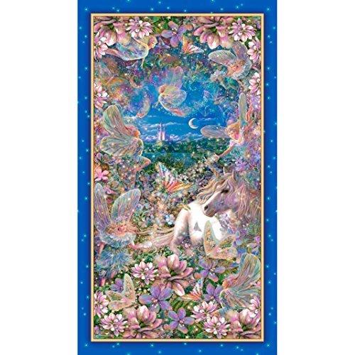 quilting-treasures-dreamland-digital-fairies-by-liz-dillon-fairy-panel-24-by-hancocks-of-paducah