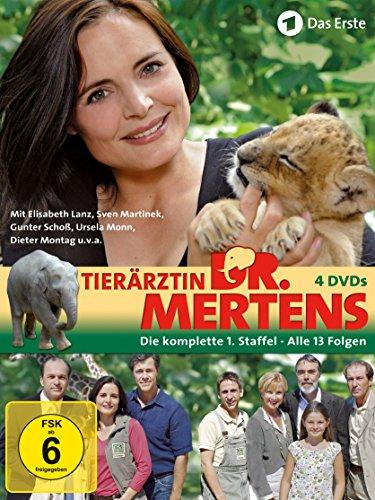Tierärztin Dr. Mertens - Die komplette 1. Staffel [4 DVDs]
