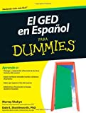 img - for El GED en Espanol Para Dummies book / textbook / text book