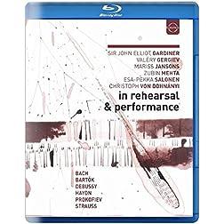 In Rehearsal & Performance II [Blu-ray]