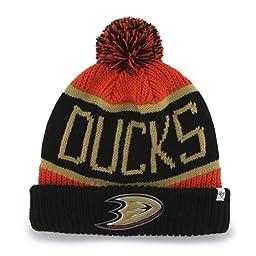 Anaheim Ducks Black Cuff \