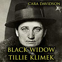 Black Widow Tillie Klimek Audiobook by Cara Davidson Narrated by Chiquito Joaquim Crasto