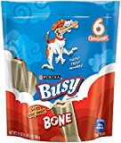 Busy Bone Dog Treat, Small/Medium, 21-Ounce Pouch, Pack of 1