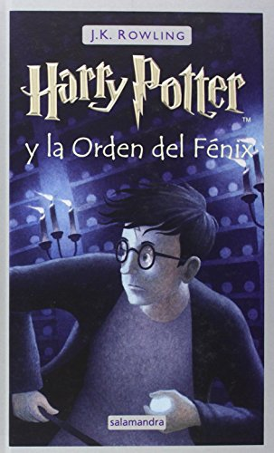 Harry Potter Y La Orden Del Fénix descarga pdf epub mobi fb2