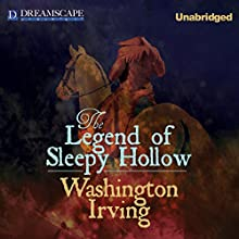 The Legend of Sleepy Hollow (       UNABRIDGED) by Washington Irving Narrated by Robertson Dean