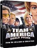 Team America World Police - Limited Edition Steelbook [Blu-ray]