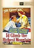 I'd Climb the Highest Mountain [Import]