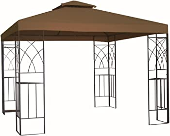 Kenley grc-250b 3 x 3 m 2-Tier Roof Top Canopy Replacement Cover