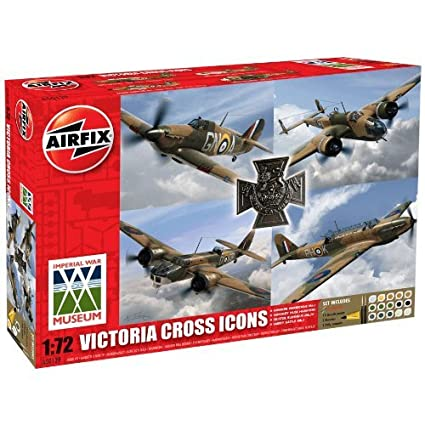Airfix - A50129 - Maquette - Victoria Cross Icons